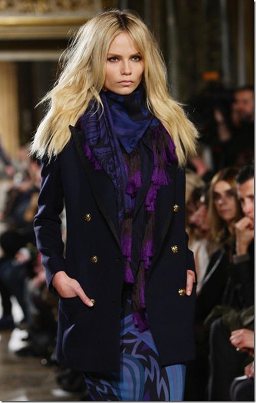 Prezentarea Saptamanii de moda pentru femei din Milano